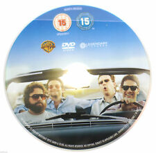 The Hangover (DVD R2) - DISC ONLY in plastic sleeve