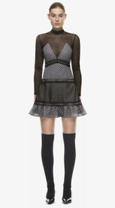 Brand new Self Portrait Studio Mini Dress UK 8 / US 4