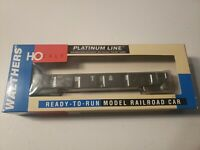 NIB Walthers Platinum Line Ho Scale  DROP END MILL GONDOLA DT&I 9061 932-41909