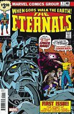 The Eternals #1 (Facsimile Edition / 1976 / NM)