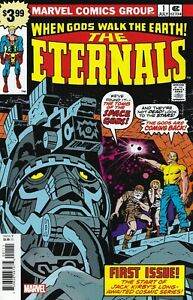 The Eternals #1 (Facsimile Edition / Movie / 1976 / NM)