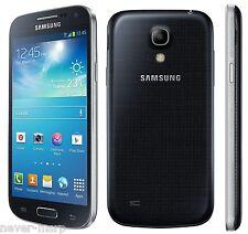 """Samsung Galaxy S4 Mini GT-i9190 Black (FACTORY UNLOCKED) 4.3"""" , 8GB , 8MP"""