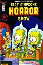Bart SIMPSONS Horror Show #16 VARIANT-COVER  limitiert 888 Ex. COMIC ACTION 2012