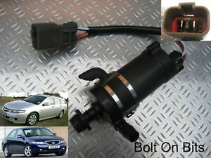 Headlamp/Headlight Washer Pump Honda Accord 2003 2004 2005 2006 2007 2008