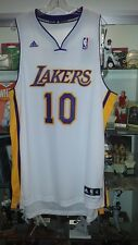 Steve Nash Lakers Mens Adidas Swingman White XL Jersey NEW w/ Tags