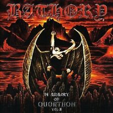 Bathory - In Memory of Quorthon Vol. 2 CD - SEALED -  Black Viking Metal Album