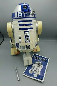 Industrial Automaton R2-D2 Official Astromech Droid Hasbro 2002 Manual