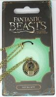 New Official Fantastic Beasts and Where to Find Them Magical Congress Necklace