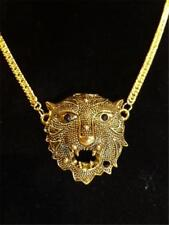 cg2743 Collar con Tigre Colgante