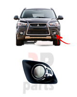 FOR MITSUBISHI ASX 2010 - 2012 NEW FRONT BUMPER FOG LIGHT GRILLE LEFT N/S