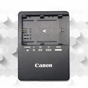 Original Canon LC-E6 Charger for LP-E6 LP-E6N Battery EOS 5DMark III 60D 70D 80D