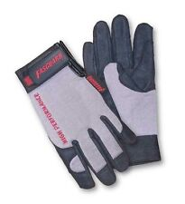FasGuard High Performance Multi-Purpose Work Gloves w Reinforced Thumb Pad Large