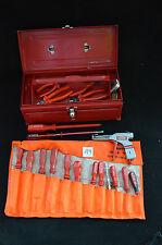 BW VDE Werkzeugsatz Elektriker Werkzeug Schraubendreher Zange Werkzeugkiste A4