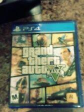 Grand Theft Auto V PS4 GTA 5