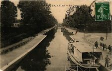 CPA Reims-Le Canal (346784)