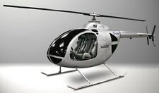 RotorWay 300-T Eagle USA 300T Helicopter Wood Model Replica Small Free Shipping