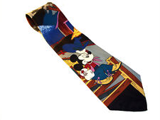 COWBOY MICKEY MOUSE NECKTIE POLYESTER 57 inch by 4 inch