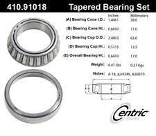 C-TEK Standard Wheel Bearing & Race Set fits 1980-1982 Toyota Tercel  C-TEK BY C
