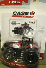 1/64 Ertl Chrome Chaser Case IH 25th Anniversary Magnum 340 CVT Tractor
