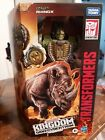 NEW MINT Transformers Rhinox War For Cybertron Kingdom Voyager WFC-K27