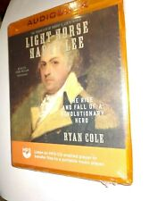LIGHT-HORSE HARRY LEE ...REVOLUTIONARY HERO by RYAN COLE MP3 CD NEW/SEALED