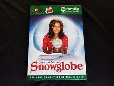 Snowglobe DVD w/Slipcover,Christina Milian,Christmas Movie
