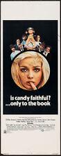 Candy Movie Poster Insert 14x36 Replica