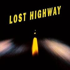 Lost Highway Soundtrack Limited 180g Blue Vinyl 2lp in Stock
