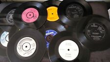 "Joblot x 10 7"" Vinyl Records"