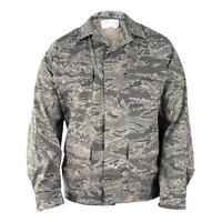 GENUINE US AIR FORCE ABU ALL SIZES UTILITY COAT JACKET TIGER STRIPE USAF