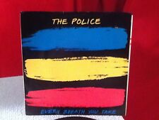 The Police Every Breath You Take 45RPM