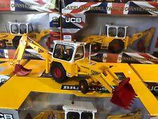 BRITAINS JCB 3c Mark3 Lakeland Model Farm & Construction Show Model No 22 Of 40
