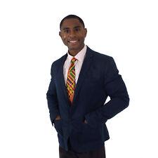 Kente Tie - Style #1  Men's tie, Men on Suit Wedding Tie ( Multicolor)