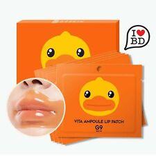 G9SKIN X B.Duck Vita Ampoule Lip Patch Lip Care Patch 5pcs - 3g x 5