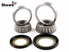 Kawasaki KZ 1000 P 1982 - 2005 Steering Head Stock Tapered Bearing Kit & Seals