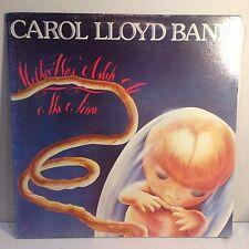 CAROL LLOYD BAND - MOTHER WAS ASLEEP ALL THE TIME LP - AUSSIE 1976 RAILROAD GIN