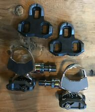 Mavic Race SL TI clipless bicycle pedals