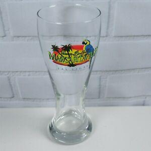 Jimmy Buffett Margaritaville Las Vegas Beer Glass Parrot Bird 18 oz