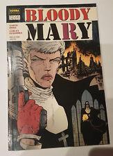 BLOODY MARY NORMA Editorial Coleccion VERTIGO edicion de 2004
