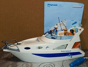 Playmobil 3645 Yacht mit Motor