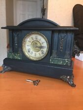 Antique 1885 The E Ingramam Co. Mantle Clock