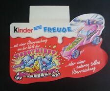 """Original Palettenanhänger """"Happy Hippo Hollywood"""" Deutschland 1997 Maxi Ei"""