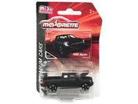 Majorette 1/64 Premium Cars Ford F-150 Raptor (Black) Diecast Model Car 3052MJ