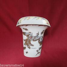 Hutschenreuther Ole Winther Pfau Paradiesvogel - Vase ca. 19 cm - TOP-Erhaltung