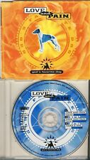GOD'S FAVORITE DOG - love and pain  3 trk MAXI CD  1994