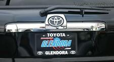2003-2009 Toyota 4Runner Tailgate Accent Trim With  LOGO CUTOUT