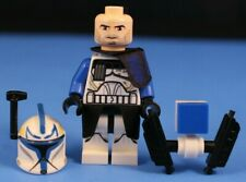 LEGO® Star Wars™ 7869 CAPTAIN REX CLONE Custom Deluxe Minifigure + 2 Blasters
