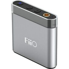 FiiO A1 Mini Portable Headphone Amplifier (Silver)