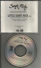 SUGAR RAY Little Saint Nick CHRISTMAS TRK PROMO CD w/ WILSON PHILLIPS Beach Boys