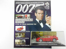 James Bond Collection Heft 39 Lamborghini Diablo Die Another Day OVP 1603-30-57